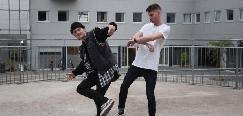 dansmynd fyrir dansstöff