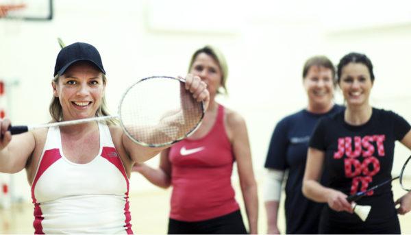 Badminton námskeið