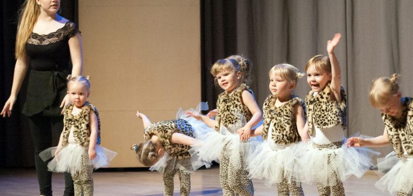 Ballettsýning Klifsins