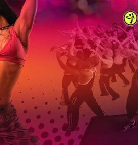 Zumba fitness í klifinu