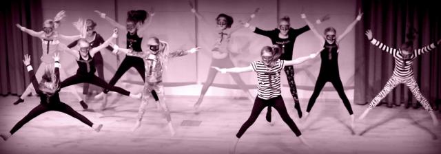 nemendasýning balletsýning